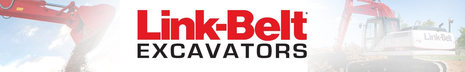 link-belt excavators